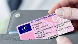 scadenza patente di guida